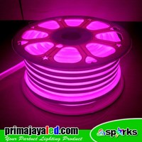 Distributor Lampu LED Small Mozaik AC 220V Pink 3