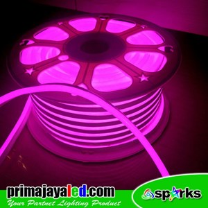 Lampu LED Small Mozaik AC 220V Pink