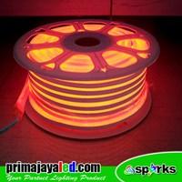 Lampu LED Small Mozaik LED AC 220V Merah 1