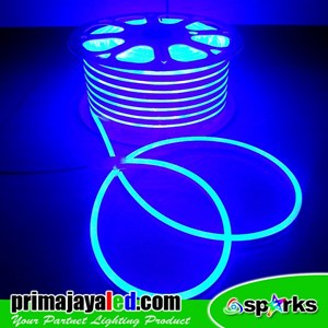 Lampu LED Small Mozaik LED AC 220V Biru
