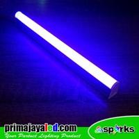 Lampu LED Tube T5 30cm Biru 1