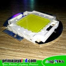 Aksesoris Pencahayaan Chip Lampu LED 50 Watt