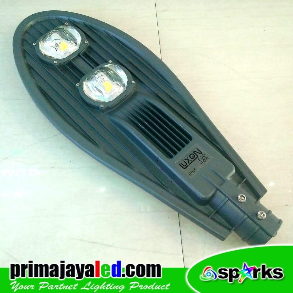 Jual Lampu Jalan PJU LED Luxeon 100 Watt Harga Murah