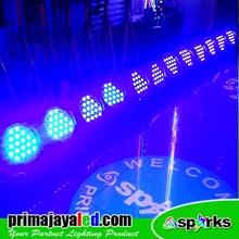 Lampu PAR Paket Par 54 Set 13 RGBW White