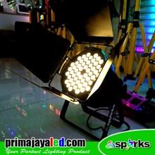 Lampu PAR Freshnel LED 54 X 3w Warm White