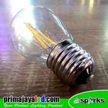 Bohlam LED Fillament G45 2 Watt