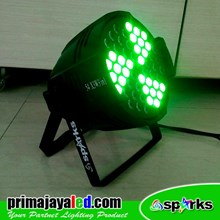 Lampu PAR New Model 54 3in1 RGB