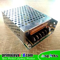 Jual Switching Power Supply DC 12V 5 Amper Body Kecil
