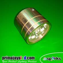 Lampu Downlight Ceiling LED 3 Watt Outbo