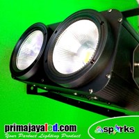 Lampu LED Mini Brute LED 200 Watt 3in1