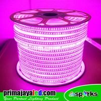 Lampu LED Flexible SMD 144 Light Pink
