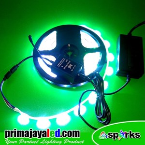 From Lampu LED Flexible Strip RGB Active Sound Control 1
