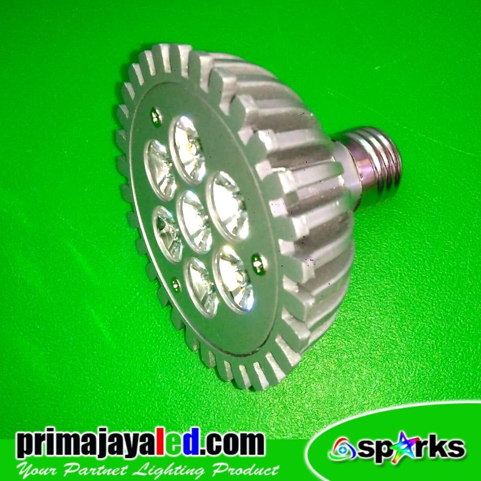 Jual Lampu Bohlam Par 30 LED 7 Watt Spotlight Harga Murah