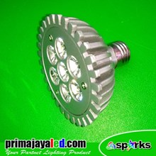 Lampu Bohlam Par 30 LED 7 Watt Spotlight