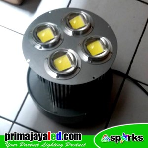 From 200 Watt LED Industrial Lamp 2