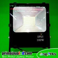 Lampu Spotlight LED 100 Watt SMD Chip