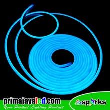 Lampu LED Vertikal Strip LED Ice Blue