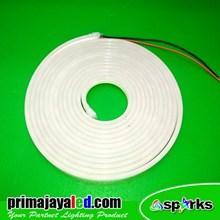 Lampu LED Vertikal Strip Putih