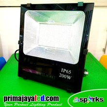 Lampu Spotlight Outdoor SMD LED 200W