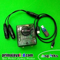 Jual DMX Lights Controller Interfaces Daslight 4 2
