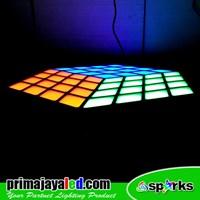 Beli Lampu LED Panel Rubix RGB 3D Effect 4