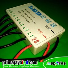 Lampu LED Controler Arrow 6 Line