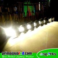 Distributor Lampu Panggung Paket Lighting Freshnel 200w LED Set 8 3