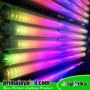 Lampu LED Tube RGB Panorama 1 Meter