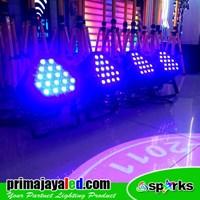 Distributor Lampu Panggung Paket Set 4 Par 54 LED 3