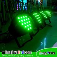 Jual Lampu Panggung Paket Set 4 Par 54 LED 2
