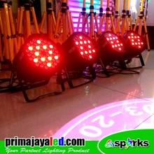 Lampu Panggung Paket Set 4 Par 54 LED