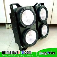 Distributor Lampu Panggung Mini Brute LED COB 400W RGB 3