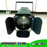 Beli Lampu Panggung Fresnel LED 200 Watt Zoom 4