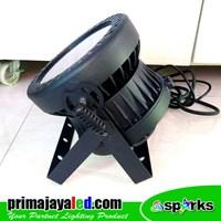Distributor Lampu Panggung New Par 54 X 3 Watt Full Color Spark 3