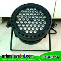 Jual Lampu Panggung New Par 54 X 3 Watt Full Color Spark 2