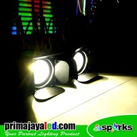Distributor Lampu Panggung Set Double Fresnel 200 Watt 2in1 Spark 3