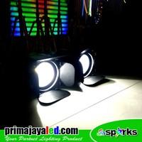 Beli Lampu Panggung Set Double Fresnel 200 Watt 2in1 Spark 4