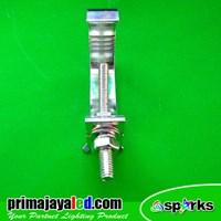 Distributor Aksesoris Lampu Panggung Gantungan CLam C Par LED 3