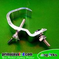 Aksesoris Lampu Panggung Gantungan CLam C Par LED 1