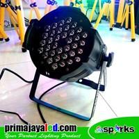 Distributor Lampu Panggung Par LED 36 X 3w RGB 3