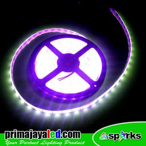 Lampu LED Strip DC 24 Volt IP44 White