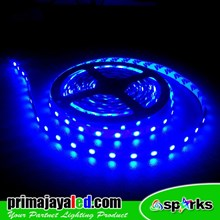 Lampu LED Strip DC 24 Volt IP33 Blue