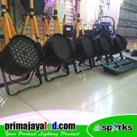 Lampu Panggung Paket Par LED 36 Set 5 DMX 384