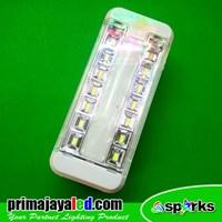Jual Lampu Emergency Double LED