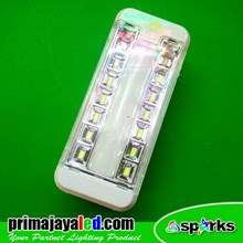 Lampu Emergency Double LED