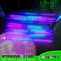 Lampu LED Tube RGB AC 220 Volt