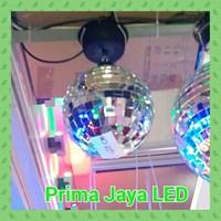 Aksesoris Lampu Panggung Disco Bola Kaca 8 Inci 20 Cm