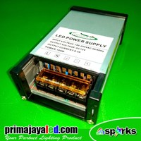 Switching Power Supply Travo DC 12V Rainproof 8.3 Amper