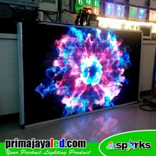 LED Display Outdoor / LED Videotron Indoor P6 165 X 101 Cm