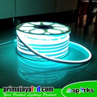 Lampu LED Outdoor Mozaik Ice Blue 50 Meter